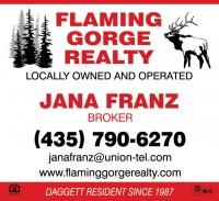 Flaming Gorge Realty Company Logo