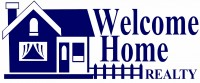 Welcome Home Realty Company Logo