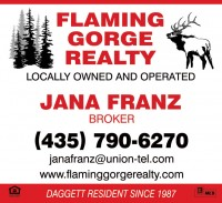 Flaming Gorge Realty Company Logo